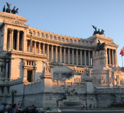 Altar of the Fatherland - Rome