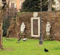 Alchemical door - Rome
