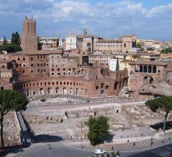 Trajan market - Rome