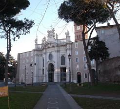 basilica di Santa Croce di Gerusalemme - Roma
